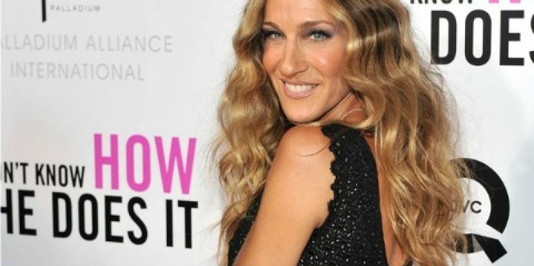 "Sarah Jessica Parker: Kids ""Distract You From Your Relationship"""