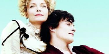 Cheri movie Michelle Pfeiffer and Rupert Friend