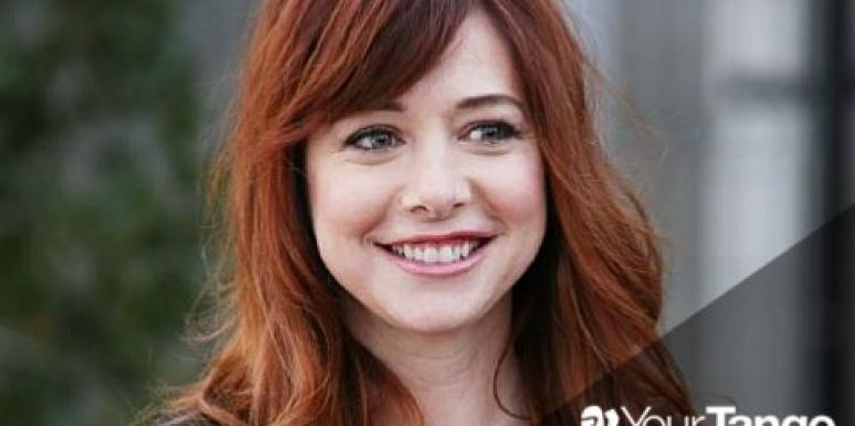 Exclusive! Alyson Hannigan & Her Relationship With Alexis Denisof