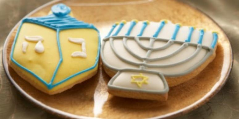 chanukah hanukkah cookies