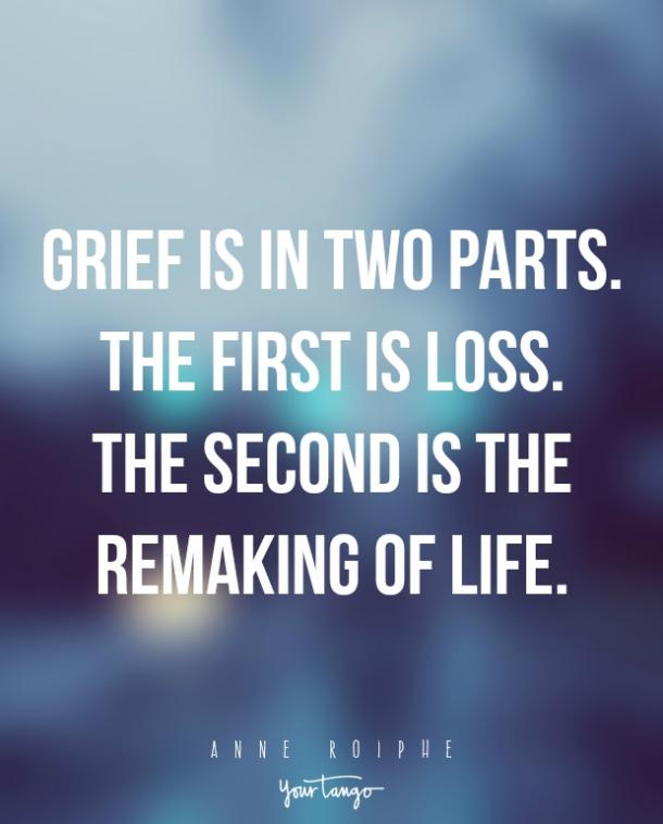 Sad Quotes Grief Death Loss