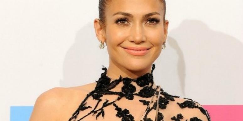 Jennifer Lopez's Hot PDA With New Beau At AMAs After-Party