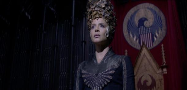 Seraphina MACUSA president Fantastic Beasts