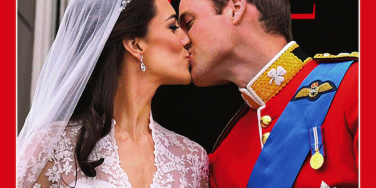 Prince William and Kate Middleton from Time