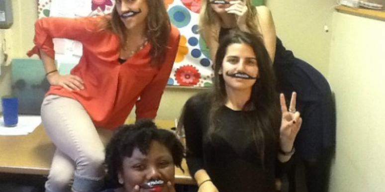 Love: The Girls of Movember