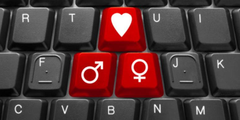 male female keyboard keys