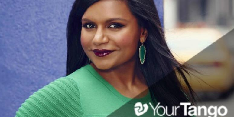 'The Mindy Project's Mindy Kaling