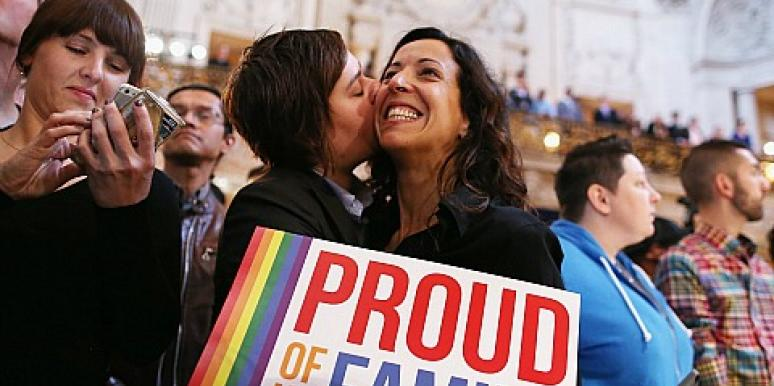 10 Touching Photos From Marriage Equality's Big Day