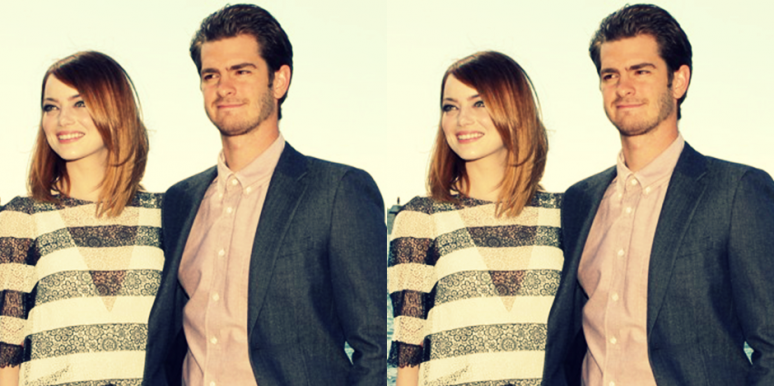 Emma Stone and Andrew Garfield