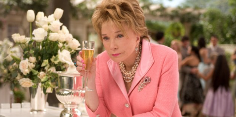 Shirley MacLaine, Movie grandmas, Rumor has it
