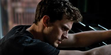 Jamie Dornan as Christian Grey in 'Fifty Shades Of Grey' ('50 Shades of Grey') movie