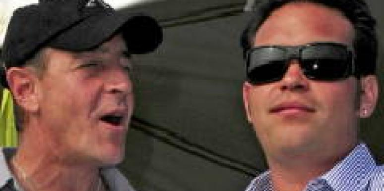 Michael Lohan Jon Gosselin gross