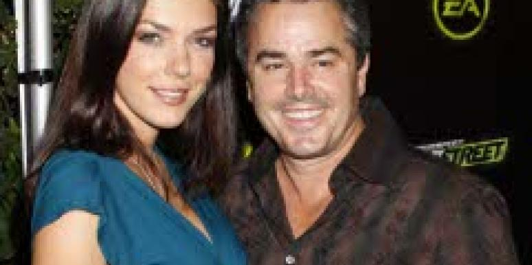 Adrianne Curry and Christopher Knight split