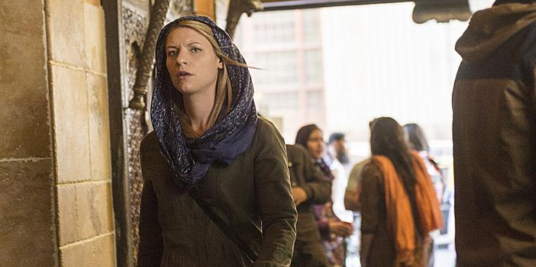 Homeland, Carrie Mathison, Homeland Season 4