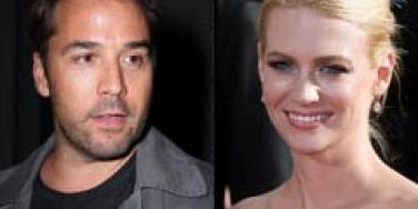Jeremy Piven, January Jones