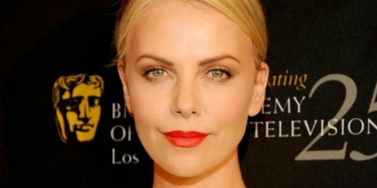 A-List Links: Charlize Theron Adopts A Baby Boy!