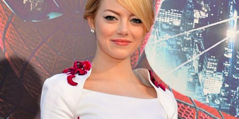 Emma Stone The Amazing Spider-Man