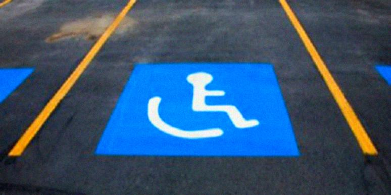 I Always Park In The Handicapped Spot, But Can Walk JustFine
