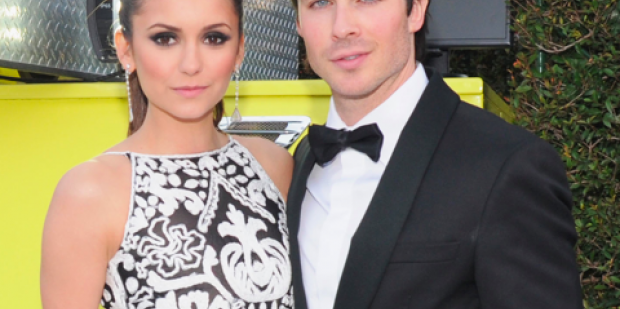 Celebrity Sex: Ian Somerhalder & Nina Dobrev Hooking Up Again!