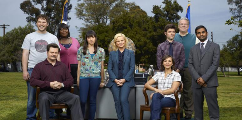 Parks and Recreation, Love Lessons, NBC Parks and Rec, Leslie Knope, Amy Poehler