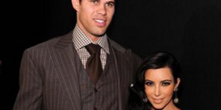 Kim Kardashian & Kris Humphries' Wedding Gift Battle Heats Up