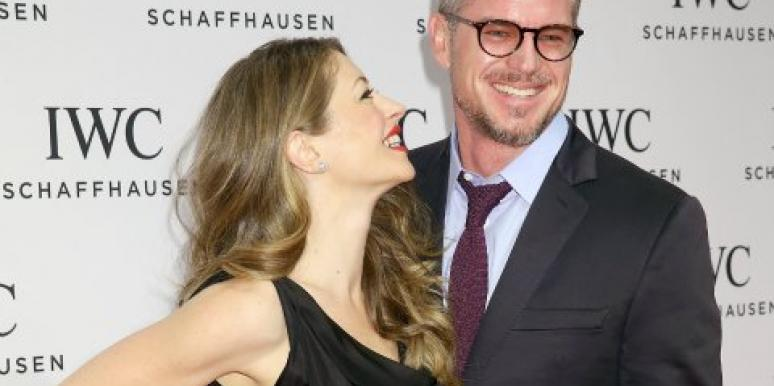 Eric Dane and Rebecca Gayheart, celebrity sex