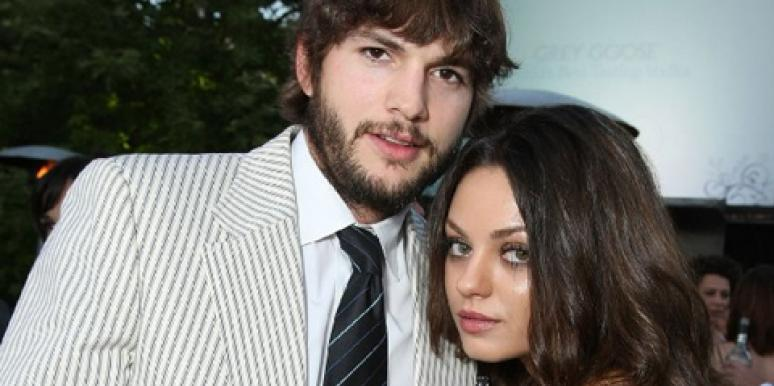 Love: Are Ashton Kutcher & Mila Kunis Engaged?