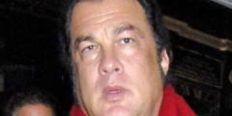 Steven Seagal lawsuit lawman assault sued