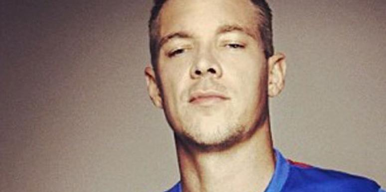 DJ Diplo, Katy Perry's new boyfriend