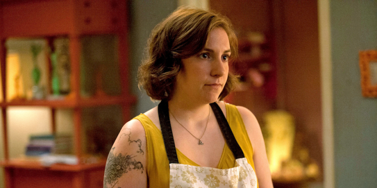 Lena Dunham from Girls