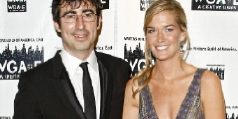 Daily Show's John Oliver To Marry Iraq Veteran