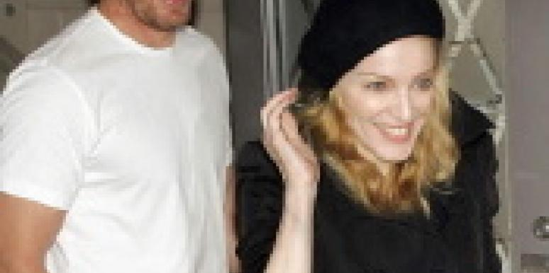 Madonna To Split With This Guy?