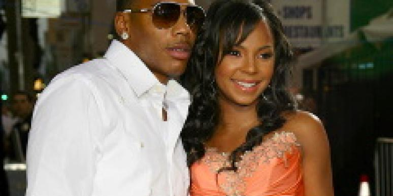 Nelly And Ashanti: Gettin' Hot In Herre!