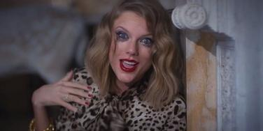 Taylor Swift from Blank Space video