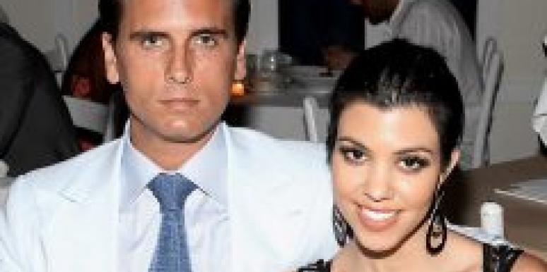 Kourtney Kardashian and Scott Disick are in couples counseling