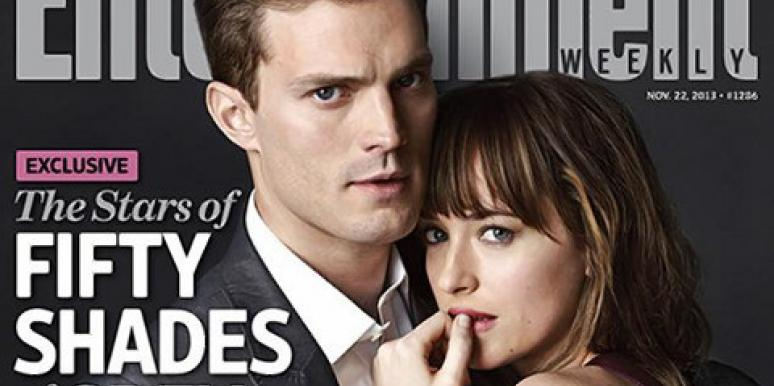 '50 Shades Of Grey' First Look! See Christian Grey & Ana Steele