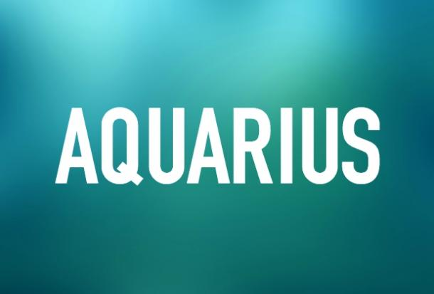 Zodiac Astrology Men Aquarius Astrological Sign