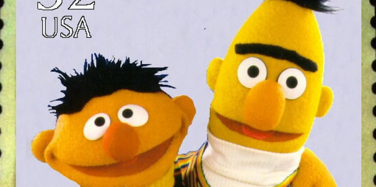 bert and ernie sesame street gay marriage