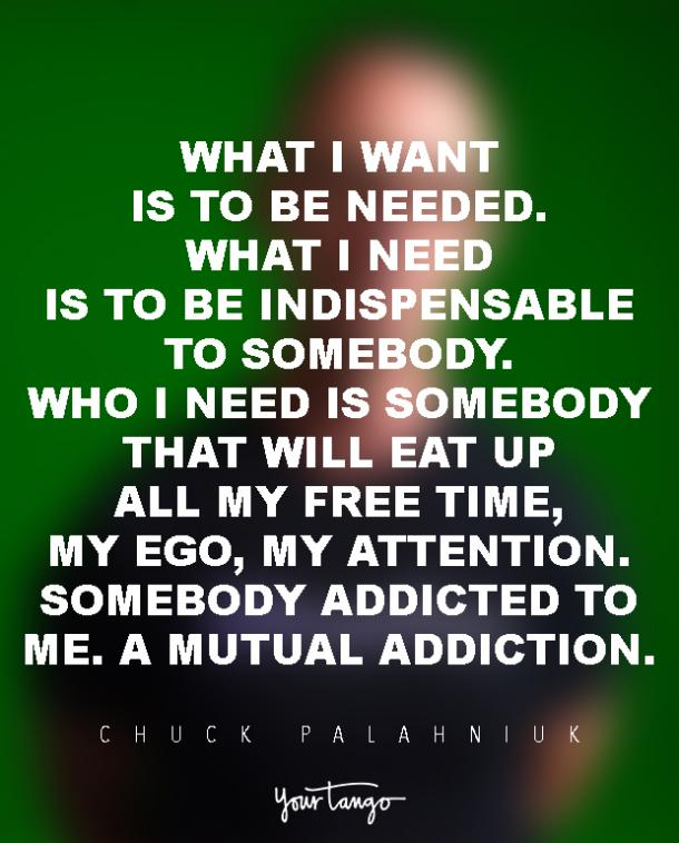 Chuck Palahniuk Quotes About Life And Fear