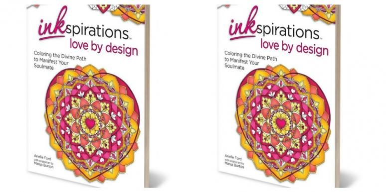 inkspirations love coloring book