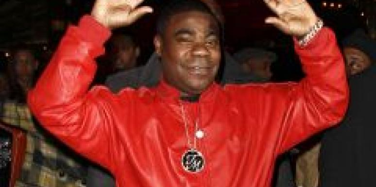 Tracy Morgan Took A Stripper To A Knicks Game