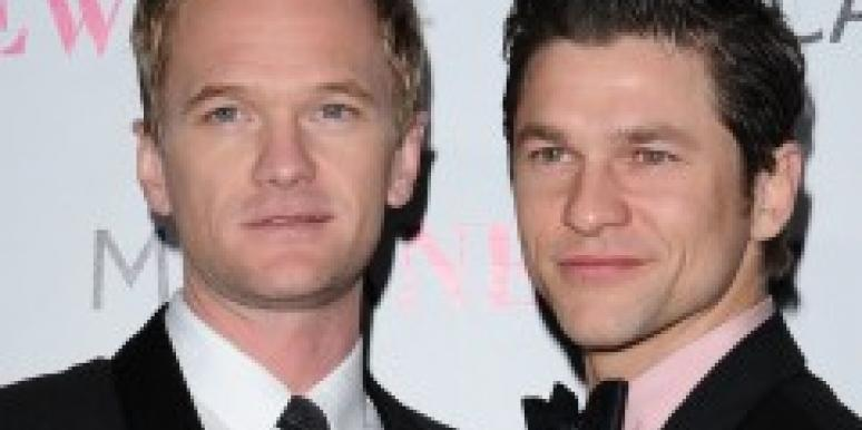 Neil Patrick Harris To Be A Stay-At-Home Dad?