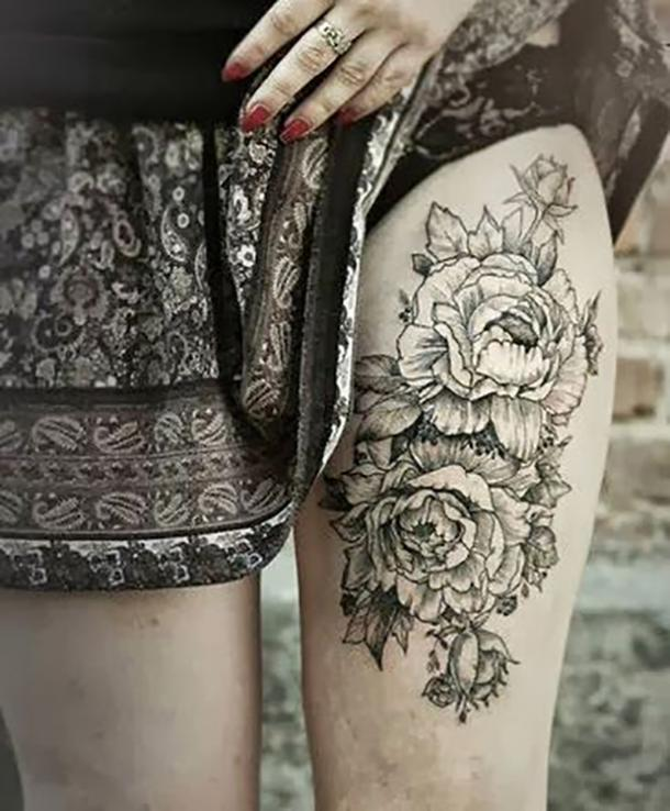 Tattoos For Her