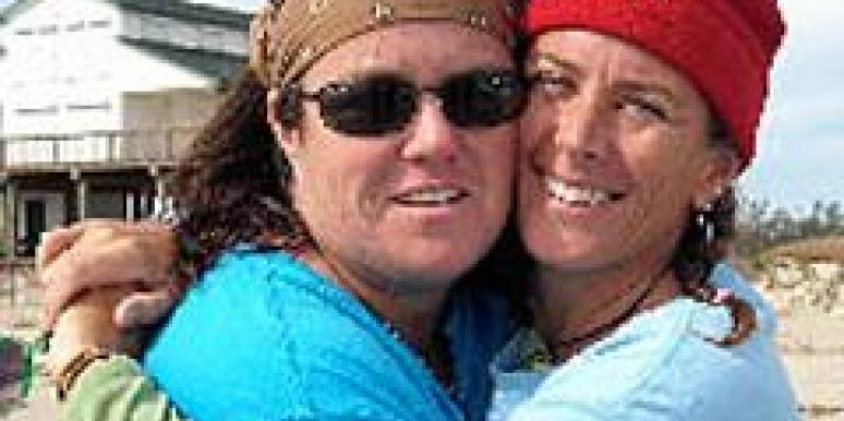 Rosie O'Donnell Tracy Kachtick-Anders