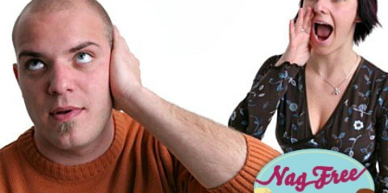 How To Make Your Spouse Stop Nagging [VIDEO]