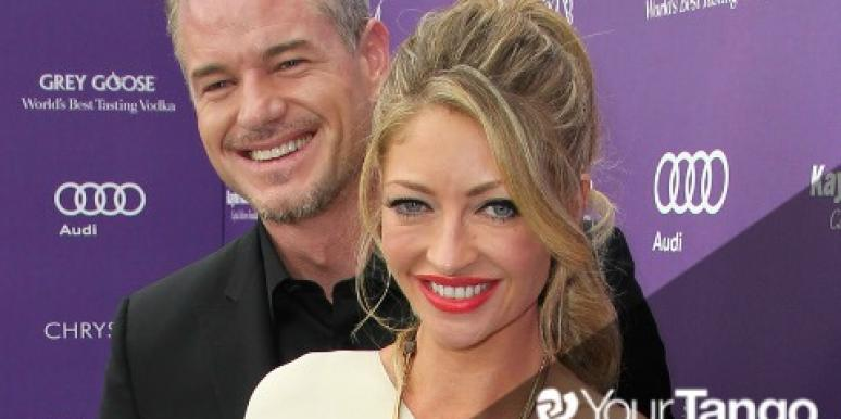 Love: Eric Dane: 'I Got Lucky' Marrying Rebecca Gayheart
