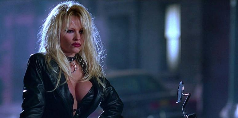 Pamela Anderson from Barb Wire