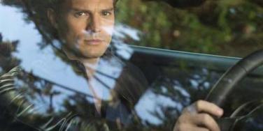Jamie Dornan as Christian Grey in 'Fifty Shades Of Grey'