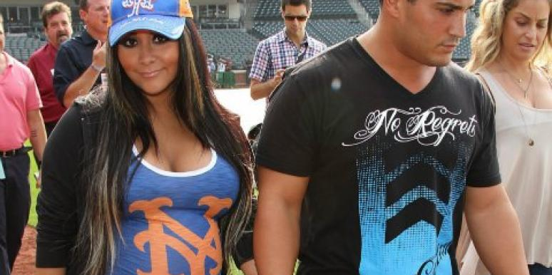 Snooki and Jionni mets