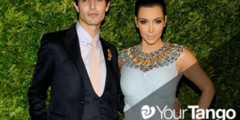 Zac Posen: Kim Kardashian Should Design Her Own Wedding Dress!